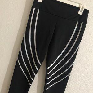 Pants - Reflective workout leggings!
